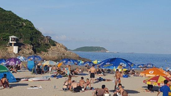 大浪湾泳滩