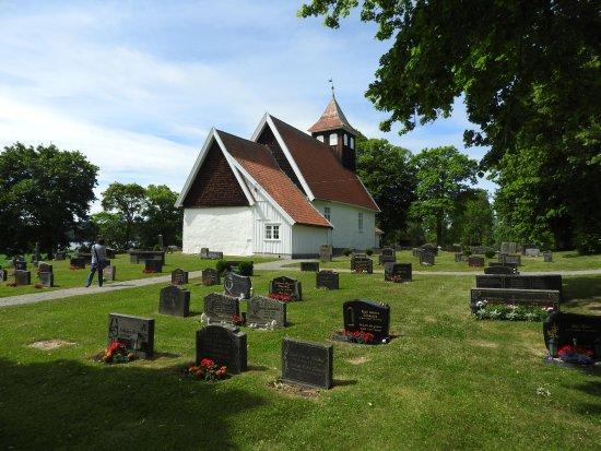 Ørje, Norge: Roedenes Church