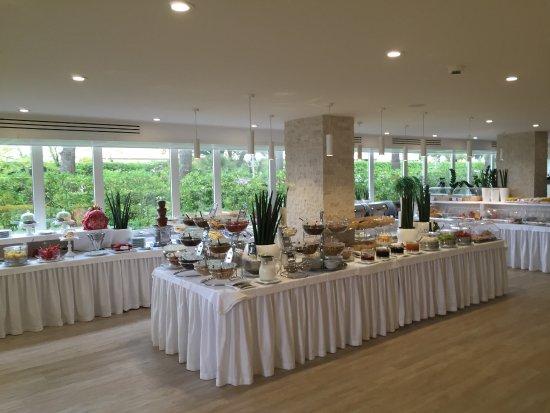 Park Hotel Brasilia: Frühstück