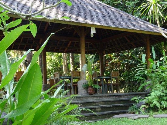 Mas, Indonesia: Breakfast Bale