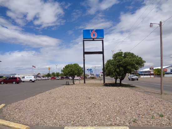 Dumas, TX: Motel 6