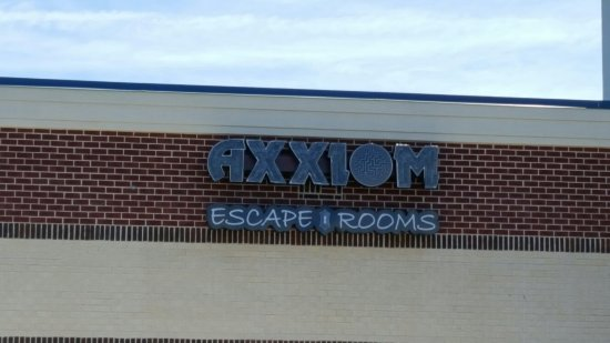 Axxiom Escape Rooms
