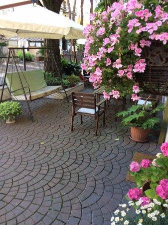 Villa Mirna: Angoli del nostro giardino