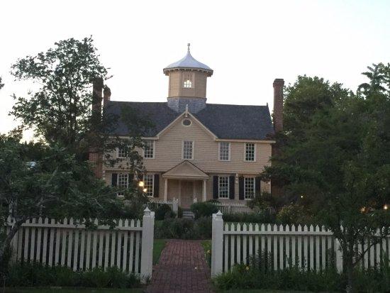 1758 Cupola House Picture Of Historic Edenton Edenton