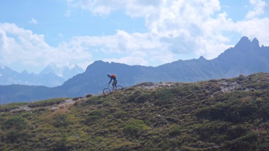 LaTraceVerte - Meribel MTB