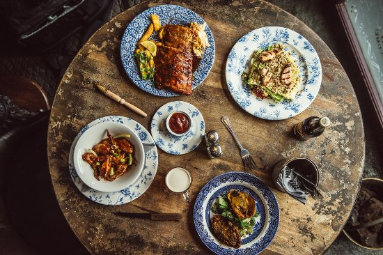 Biddys Irish Kitchen Picture Of Biddy Mulligans Pub Edinburgh Tripadvisor
