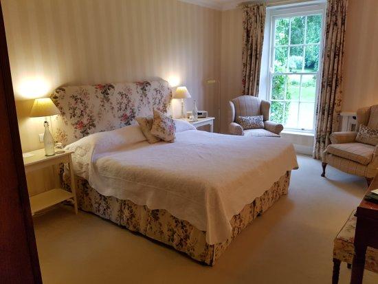 Shanagarry, Ιρλανδία: The Rose room