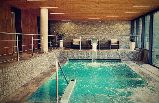 Jesenik, Çek Cumhuriyeti: Hotelové wellness & spa