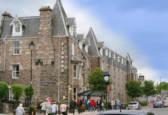 Fishers Hotel Pitlochry events