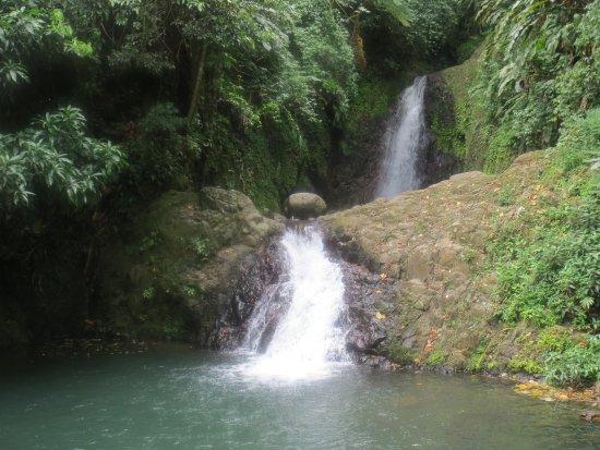 Saint George Parish, Grenada: Seven Sisters Falls