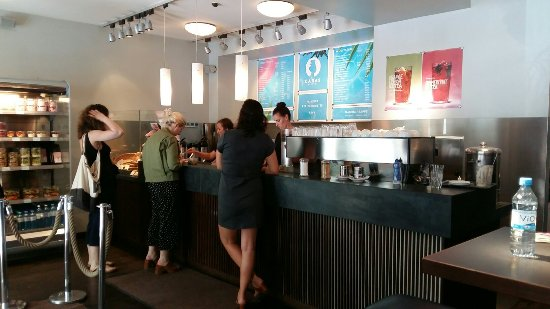 caras gourmet coffee cafe berlin omd men om restauranger tripadvisor. Black Bedroom Furniture Sets. Home Design Ideas