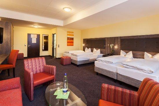 Hotel Augusta: Familienzimmer
