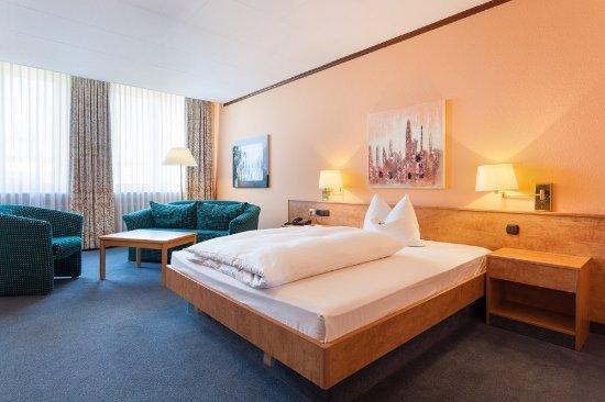 Hotel Augusta: Standard Einzelzimmer