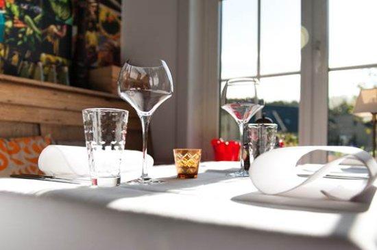 Dilsen-Stokkem, Bélgica: Restaurant