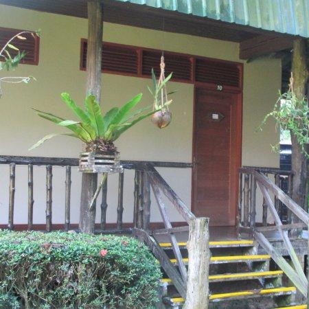 Sukau Rainforest Lodge: Very nice rooms