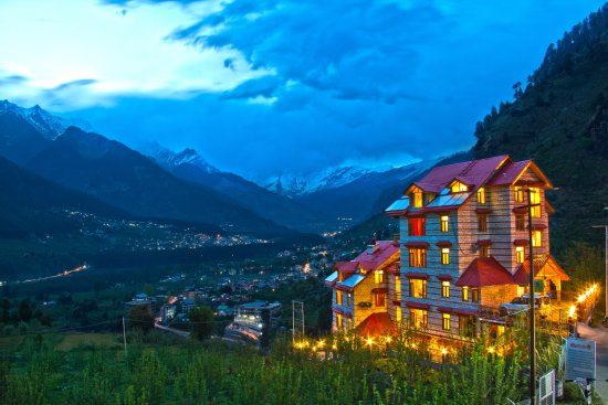 Foghills Manali Cottages