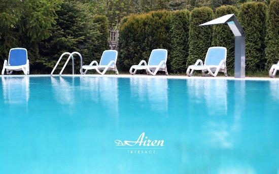 Dom Wypoczynkowy Airen: basen