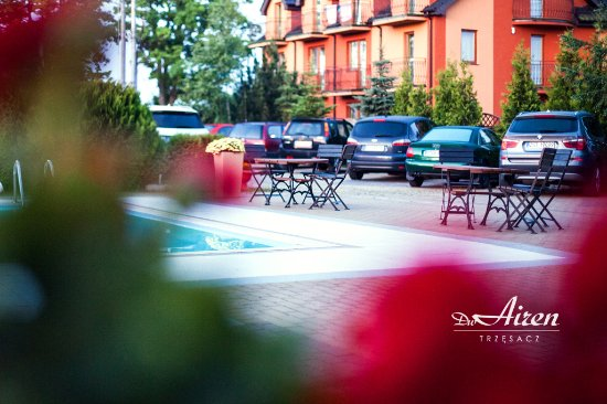 Dom Wypoczynkowy Airen: parking