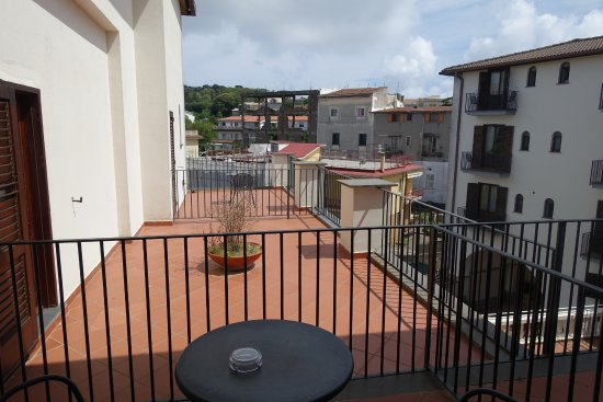 Hotel Iaccarino: View from room 48