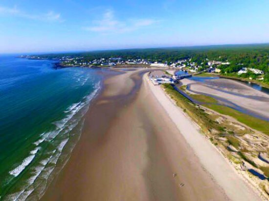 Bourne Bed & Breakfast: just a short walk to Ogunquit Beach