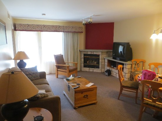 Carriage Hills Resort: Living room
