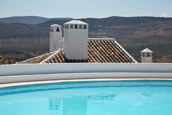 Hotel Villa de Priego de Córdoba: Piscina