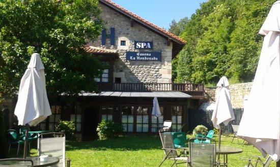 Hotel Casona La Hondonada