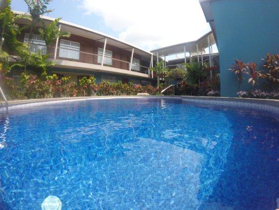 Arenal Rabfer Hotel: Piscina