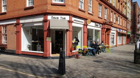 Restaurant Casa Tua King S Cross