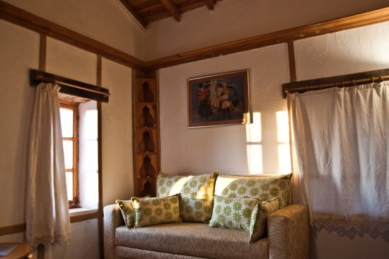 Old Datca Houses Mini Hotel: Eski Datça Evleri / Zeytin Evi yaşam alanı