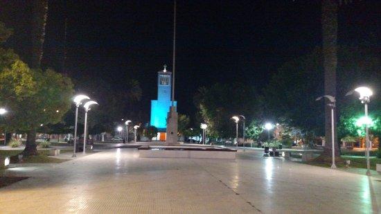 Plaza Dardo Rocha