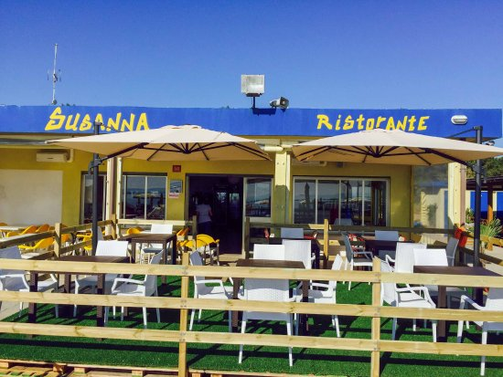 La terrazza che guarda il mare picture of bagno susanna punta marina terme tripadvisor - Bagno bologna punta marina ...