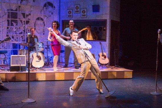 Old Log Theatre: Elvis, MILLION DOLLAR QUARTET