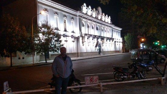 Pehuajo, Argentina: A bela prefeitura da cidade!