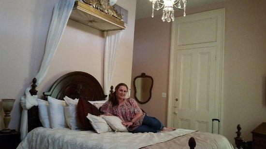 The Dansereau House: Rose Room
