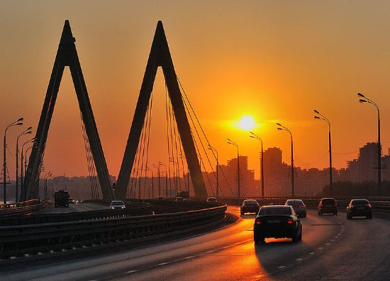 """Millenium Bridge: Мост """"Миллениум"""" в г. Казани"""