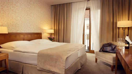 6171b03d7 Short stay while visiting our daughter in Kosice. - Review of Hotel ...