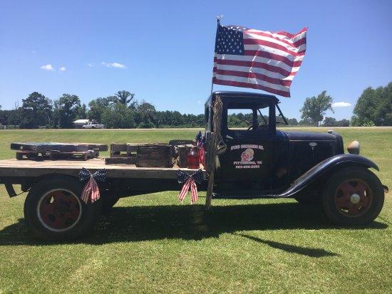 Pittsburg, TX: Efurd Orchards