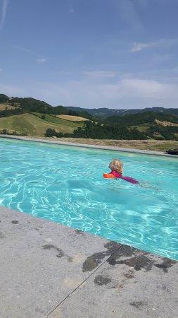La Pace: Pool 5x10 m Salzwasser