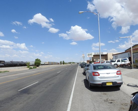 Lordsburg, NM: Main Street