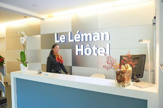 Hotel Le Léman