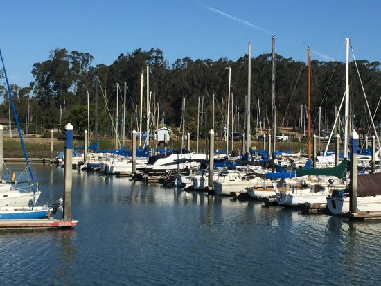 San Mateo, CA: Coyote Point Recreation Area Marina