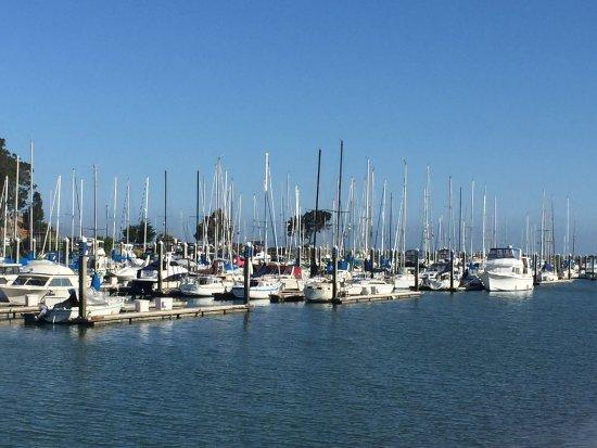 San Mateo, CA: Coyote Point Recreation Area Marina