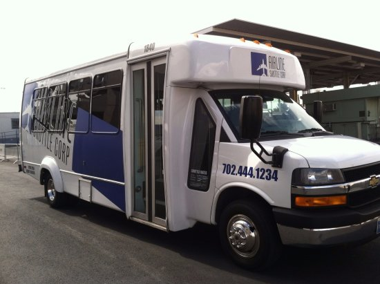 Las Vegas Shuttles >> Airline Shuttle Las Vegas All You Need To Know Before