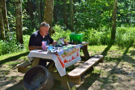 Powder Horn Family Camping Resort: Vive le camping ....avec toutes les commodités !