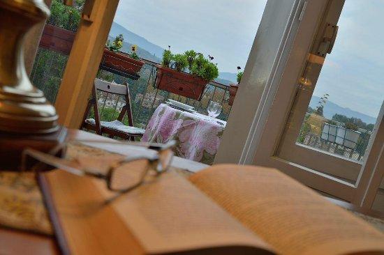 Panorama in serata - Foto di La Cappellina Bed and Breakfast ...