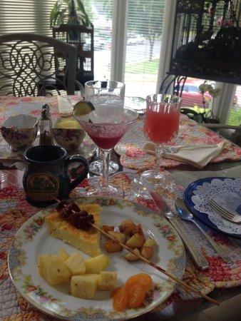 แอตชิสัน, แคนซัส: Awesome Breakfast
