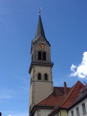 Tuttlingen, ألمانيا: Kirchturm