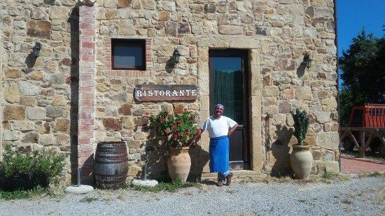 Tusa, Italië: vriendelijke eigenaar