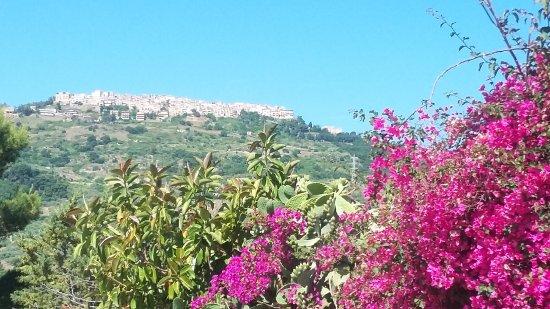 Tusa, Italië: prachtig uitzicht